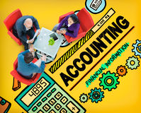 Accounting Finance Money Banking Business Concept Stock Images