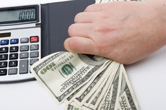 Accounting and finances Royalty Free Stock Photography