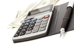 Accounting and finances Stock Photography