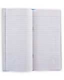 Accounting notebook Royalty Free Stock Photo
