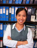 Accounting staff Stock Photography