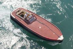 Accouplement du bateau Image stock