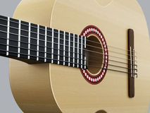Accoustic guitar Stock Images