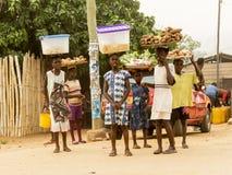 African girls Stock Image