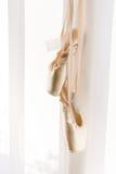 Accrocher de chaussures de ballerine Photo stock