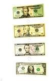 Accroissement de la réception des produits de 1 dollar images stock
