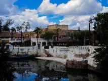 Accueil à Harambe photographie stock libre de droits