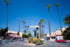 Accueil au salon automobile 2015 de Goodguys en Del Mar, la Californie Photo stock