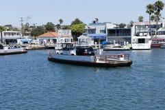 Accueil vers l'île de Balboa Photos stock