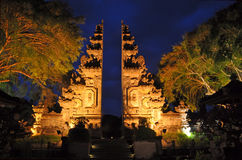 Accueillez à Bali Indonésie Image stock