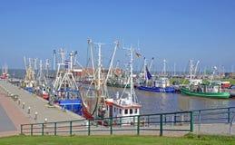 Accumersiel,North Sea,Germany Stock Photography
