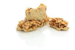 Accumulations de granola images stock