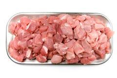 Accumulations de viande photos stock