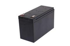 Accumulator battery Royalty Free Stock Photo