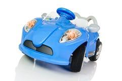 Accumulator vehicle for children Stock Images