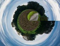 Accumulazione astratta Fotografia Stock