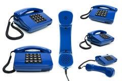 Accumulazione classica del telefono Fotografia Stock Libera da Diritti