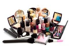 Accumulazione cosmetica Immagine Stock Libera da Diritti