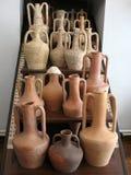Accumulazione dei amphorae Immagine Stock Libera da Diritti