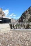 Accumulazione dei detriti di Bill Dam della Buffalo Fotografie Stock Libere da Diritti