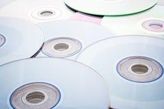 Accumulazione dei dischi Fotografie Stock