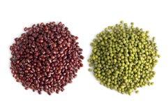 Accumulazione dei legumi Fotografia Stock