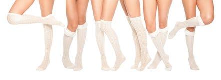 Accumulazione dei piedini Immagini Stock Libere da Diritti