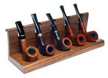 Accumulazione dei tubi di fumo Immagine Stock Libera da Diritti