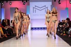 Accumulazione dei vestiti di Maryan Mehlhorn Fotografia Stock