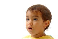 Accumulazione del bambino Fotografia Stock