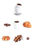 Accumulazione del caffè Fotografia Stock
