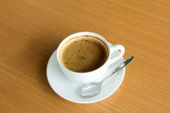 Accumulazione del caffè - tazza del caffè espresso Fotografia Stock