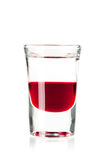 Accumulazione del cocktail - bacio Fotografia Stock Libera da Diritti