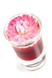 Accumulazione del cocktail - bacio del fiore Fotografia Stock Libera da Diritti