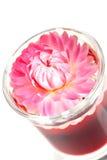 Accumulazione del cocktail - bacio del fiore Immagini Stock