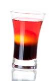 Accumulazione del cocktail del colpo: Mattina Fotografie Stock Libere da Diritti