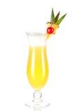 Accumulazione del cocktail: Pina Colada Fotografia Stock