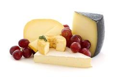 Accumulazione del formaggio Immagine Stock Libera da Diritti