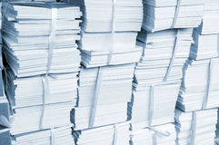 Accumulazione del libro Fotografia Stock Libera da Diritti
