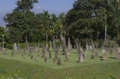 Accumulazione del Megalith Fotografia Stock Libera da Diritti