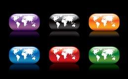 Accumulazione del mondo Immagini Stock Libere da Diritti