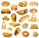 Accumulazione del pane Immagini Stock Libere da Diritti