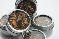 Accumulazione del tè Immagini Stock Libere da Diritti