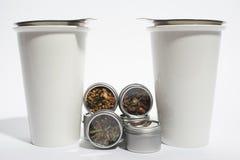 Accumulazione del tè Fotografia Stock
