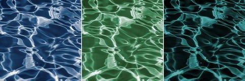 Accumulazione dell'acqua Fotografia Stock Libera da Diritti