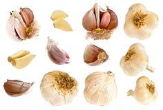Accumulazione dell'aglio Fotografie Stock Libere da Diritti
