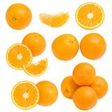 Accumulazione dell'arancio Fotografie Stock Libere da Diritti