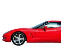 Accumulazione dell'automobile veloce Immagini Stock