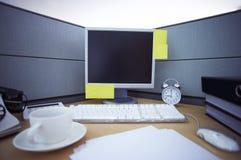 Accumulazione dell'ufficio Fotografie Stock Libere da Diritti