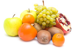 Accumulazione della frutta Immagine Stock